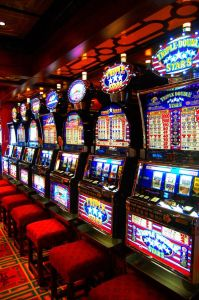best odds of winning on slot machines